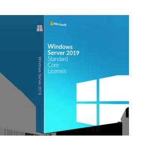 China Microsoft Windows Server Datacenter 2019 Standard 64 Bit 100% Original on sale