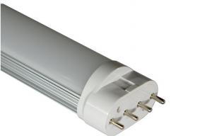 China 4 Pins 8W 12W 15W 20W 2G11 LED TUBE , 2700-6500K warm white fluorescent tubes on sale