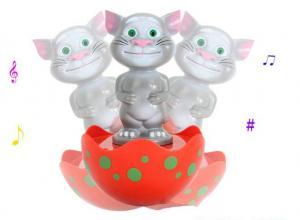 China Hot sale Music Tom Cat tumbler, children toys, Kids Toys on sale