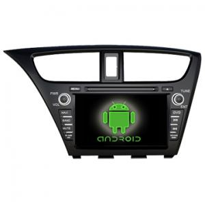 China Wholesale Special Car DVD Player for Honda 2014 new Civic With DVB-T With TMC with GPS on sale