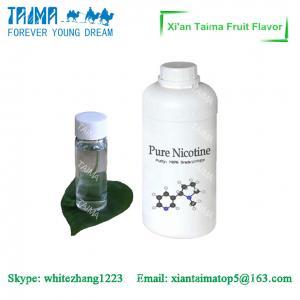 China Taima 99.95% USP Grade Pure Nicotine for E-Liquid on sale