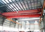 Кран многофункционального прогона двойника 8 тонн надземный для промышленного поднимаясь груза