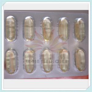 China Ibuprofen soft capsule(LJ-RT-004) on sale
