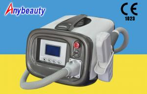 China Portable Medical Q Switch Laser Tattoo Removal Machine And Freckle Removal Machine on sale