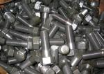 42CrMo 12.9 Hex Bolts and Nuts galvanize Segment bolts & nuts
