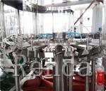 Wooden Case Packing Carbonated Drink Filling Machine For Commercial 10000 BPH
