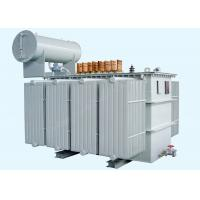 3500 KVA Core Current Oil Immersed Rectifier Transformer Low Noise 6.3KV
