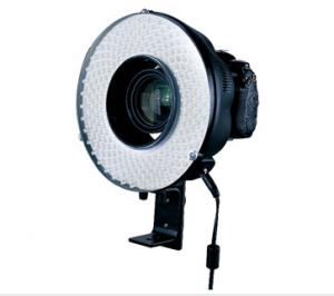 China LED DVR-240D+MV-AD-1 Ring Light With AC to DC power adapter Dimmable on sale