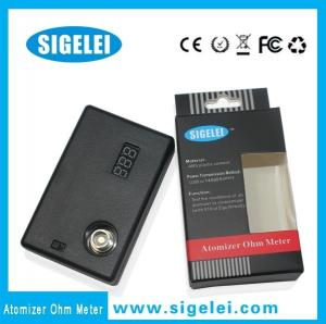 China ecig ohm meter Electronic Cigarette,cartomizer and atomizer ohm meter on sale