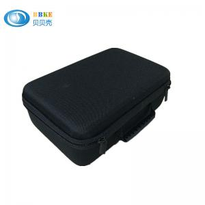 China 1680D Nylon Black Color Waterproof EVA Tool Case For Electronic Device With Handles on sale