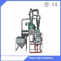 Good price 6F2250 small scale grain processing plant flour making machine