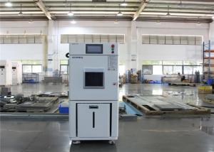 China 80 Litter Capacity Environmental Climatic Testing Systems Humidity Temperature For Card on sale