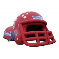 China Helmet Style Inflatable Event Tent Environmental Friendly For Football Match on sale