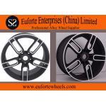 Le noir de 18 pouces de Susha Roue-TUV SAE a forgé la jante de roues d'aluminium pour la voiture de Honda