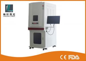 China OEM / ODM UV Laser Engraving Machine Expiry Date Printer For Plastic Daily Necessities on sale