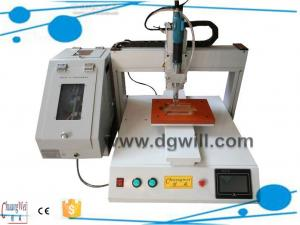 China Electric Locking Screw Tightening Machine Screw Driver Machine on sale
