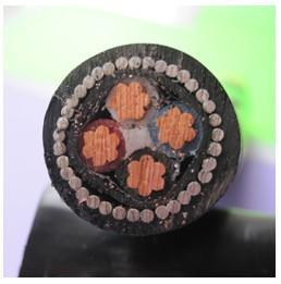 China Low voltage 4x35mm2 xlpe insulated power cable on sale