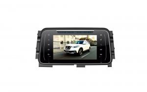 China dashboard replacement car dvd multimedia player with gps,rear camera,usb,bt,tv on sale