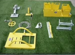 China Artificial Turf Tools for Fake Grass Lawns Installation for Sports pitches on sale