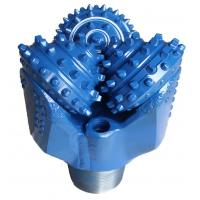 """13 5/8"""" API Sealed Bearing Tci Tricone Drill Bit , Button Mining And Oil Well Hole Drill Bit"""