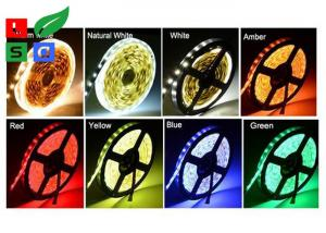 China 12V 5050 SMD Flexible LED Strip Lights With IR Remote Controller For Decorating Lighting on sale