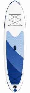 China 10'5 Inflatable Stand Up All Around SUP Board PVC Brushed Reinforced Material For Beginners on sale