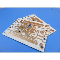 Hybrid PCB Mixed Material PWB Built On 10 mil RO4350B+FR4 With Blind Via