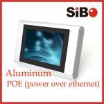 Tablette en aluminium POE d'Android de 7 pouces pour le contrôleur de pièce