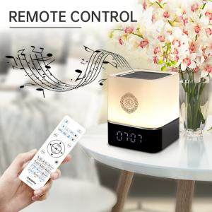 China Hot selling koran MP3 mp4 quran music free download and al quran tamil songs mp3 free download quran speaker lamp on sale