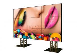 China 49 4K video wall media player 3840 x 2160 lcd screen display for Museums Transportation DDW-LW490DUN-TJB1 on sale