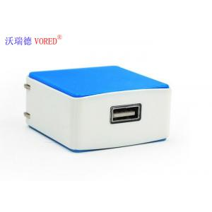 China Square Wall USB Adapter, Digital Deviece USB Mains Charger Adapter DC Output on sale
