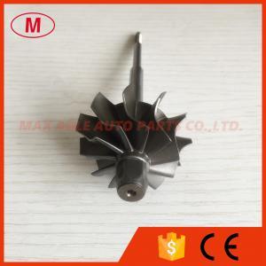 China K03 5303-120-5015 53031205015 33.5/45mm 11 blades turbine Shaft and wheel /turbo wheel on sale