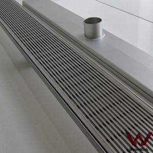 ... Quality STAINLESS STEEL linear floor drain grate for sale