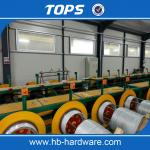 Galvanized wire production line 0.45mm 0.54mm  0.7mm 1.2mm 1.6mm