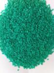 洗浄力がある粉のための緑の星の形の斑点色の斑点の洗浄力がある原料