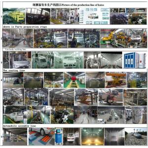 China Van assembly line on sale