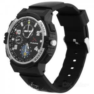 China IR night vision 720P hd spy hidden wireless wifi camera watch on sale