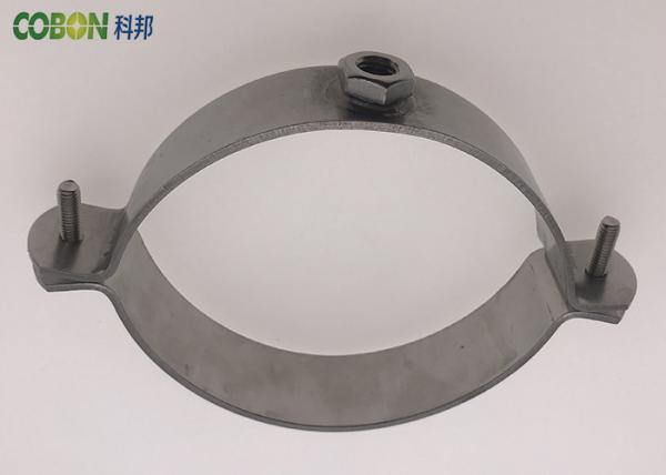 Industrial Gas Stainless Steel Pipe Clamps And Brackets