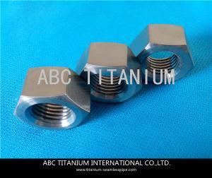 China high quality titanium auto wheel nuts on sale