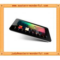 7inch dual core RK3066 android tablet laptop pc with dual camera