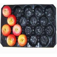 China wholesale and custom PET /PP plastic fruit packaging fruit tray on sale