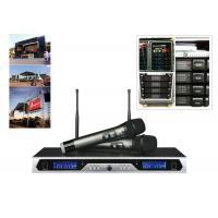 China Wireless Karaoke Speaker With Microphone ,  Music Amplifier Speaker CE on sale