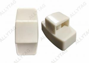 China Light Weight Security Tags For Eyeglass Frames , Eyewear Security Tags White Color on sale