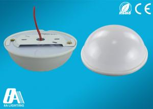 China 5W Indoor Sensor Led Ceiling Lamp 2800K - 3000K Warm White PC Cover on sale
