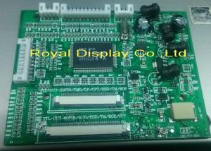 China Customize LOGO Lcd Vga Controller Board , Tft Lcd Driver Board PCB800068 on sale