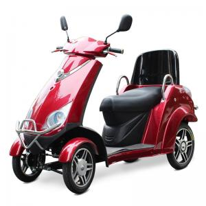 China Old Man 4 Wheel Electric Scooter Customized 500W Four Wheel Electric Scooter on sale