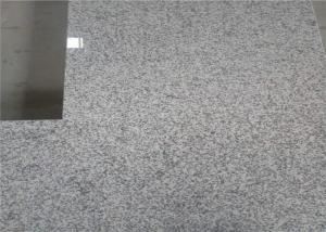 Polished L Shaped Granite Countertop Prefabricated Stone