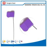 TX-PS206 China fitting seals cargo shipping using truck zinc alloy cable seal