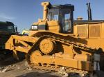 Caterpillar D7r Used Cat Bulldozer With Single Ripper / New Paint