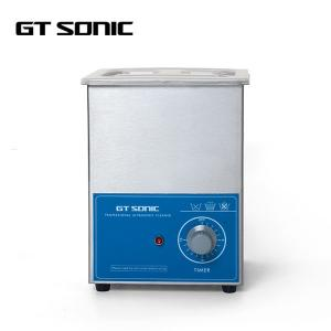 China Parts Stainless Steel Ultrasonic Cleaner 0 - 15 Min Time Setting 40kHZ on sale